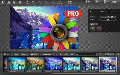 обработка фотографии на Mac