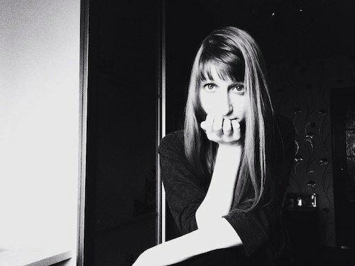 Оксана - победитель конкурса на лучший снимок