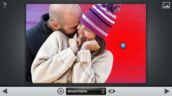 snapseed для обработки фото на айфон