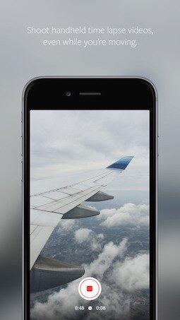 Hyperlapse - получение профессионального эффекта Hyperlapse на iPhone